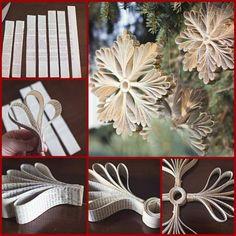 adornos arbol navidad hechos a mano | Adornos navideños hechos a mano - Yahoo Mujer Argentina
