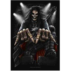 heavy metal skeleton - Google zoeken