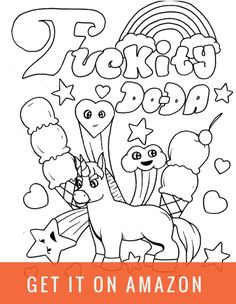 Click VISIT To Check It Out On Amazon Get This Swear Word Coloring Book Is Filled With Hilarious Pages