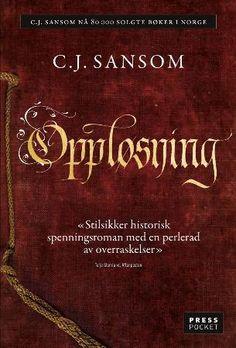 Oppløsning | C.J. Sansom | ARK Bokhandel Ark