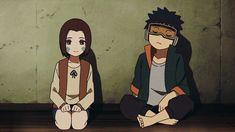 Obito and Rin Naruto Shippuden, Naruto E Boruto, Naruto Sasuke Sakura, Anime Naruto, Anime Manga, Team Minato, Naruto Teams, Naruto Drawings, Otaku