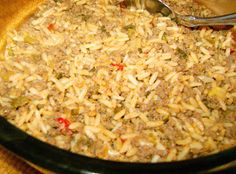 Cajun Delights: Cajun Fourth of July Cook-Out Cajun rice dressing