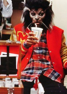 "Michael Jackson, ""Thriller""                                                                                                                                                      More"