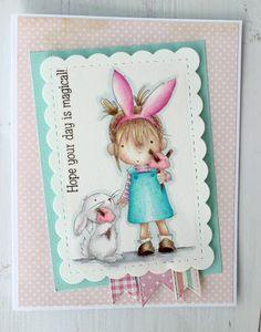LOTV - Alice Ice Cream by Karen Oliver