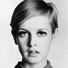 forever inspired by Twiggy's eyelashes