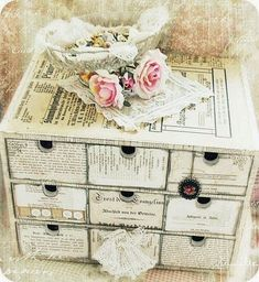 nice Keep Calm and DIY!: 75 of the Best Shabby Chic Home Decoration Ideas...