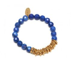 Jewellery & Gifts from Lola Rose, Dogeared, Daisy London, Satya, Bombay Duck and many more. Stretch Bracelets, Beaded Bracelets, Daisy London, Lola Rose, Jewelry Gifts, Jewellery, Statement Jewelry, Blue Sapphire, Jewelry Collection