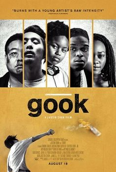 دانلود فیلم Gook 2017 با لینک مستقیم  کیفیت BluRay 720p اضافه شد  امتیاز IMDb از 10: 7.3 - میانگین رای 354 نفر ژانر: درام ستارگان: Simone Baker, Justin Chon, Curtiss Cook Jr.