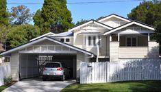 queenslander facades - Google Search