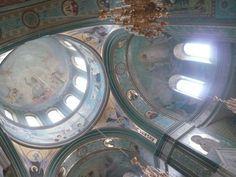 Photoblog Photo: Under the vaults of the temple,Novocherkassk   Life Beyond Tourism