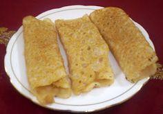Patishapta - A special bengali sweet.