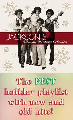 Jackson 5 Ultimate Christmas Collection brings me back to my family Christmas
