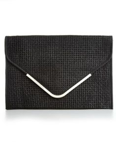 BCBGeneration Leah Clutch --> I have been looking for something like this for the longest time!