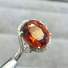 spessartite-ring Gold Engagement Rings, Wedding Rings, Diamond Rings, Gold Rings, Friend Rings, Yellow Rings, Party Rings, Personalized Rings, Quartz Ring