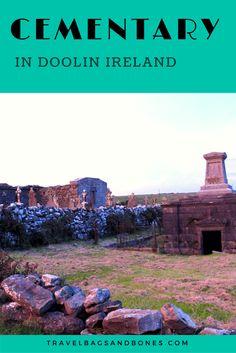 Cementary in Doolin Ireland