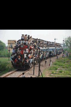 India train!