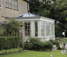 a curious gardener: British conservatories and orangeries