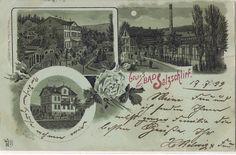 Kurhaus, Villa Bohnstedt, Badehaus 1899