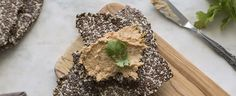 Easy Recipe: Grain-Free Seed Crackers