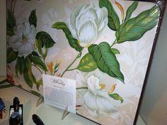 WILLIAMSBURG Brand hardboard mats by Jason at the Lewis Ginter Botanical Garden  Shop.