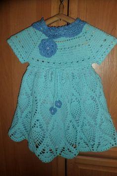 Платьице для маленькой модницы