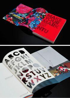 50 Beautiful Printed Brochure Designs For Your Inspiration. Company Brochure Design, Brochure Design Layouts, Creative Brochure, Branding Design, Identity Branding, Corporate Design, Corporate Identity, Pamphlet Design, Booklet Design