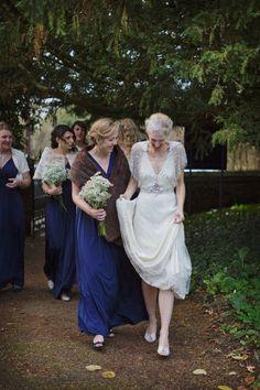 Tipis, Tweed and Jenny Packham for a Glamorous and Handmade Winter Wedding   Love My Dress® UK Wedding Blog