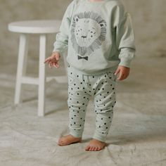 Rylee and Cru Lion Sweatshirt