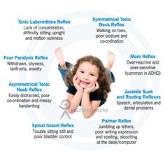 Retained Neonatal (Primitive) Reflexes - could these be a cause of SPD?