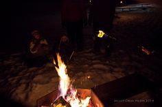 Devil's Lake Bonfire & Snowshoe Feb 15, 2014 - www.devilslakewisconsin.com