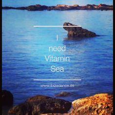 I Need Vitamin Sea, Ibiza Beach, Island, Movie Posters, Film Poster, Islands, Billboard, Film Posters
