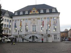 Rathaus, Bonn, December 2012