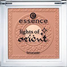 lights of orient – bronzer 01 sunkissed beauty - essence cosmetics