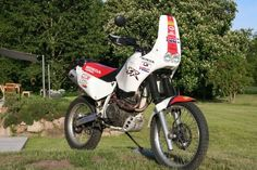 Honda XR 600 Paris Dakar