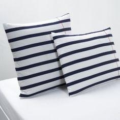 Malô Single Pillowcase La Redoute Interieurs - Bed Linen