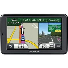 #5: Garmin nvi 2595LMT 5-Inch Portable Bluetooth GPS Navigator with Lifetime Maps and Traffic.