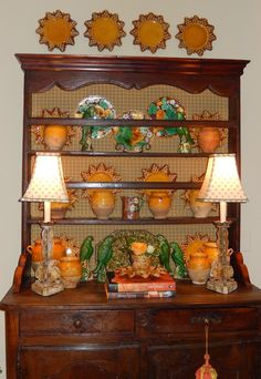 The French Tangerine: ~ family room update