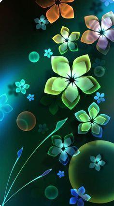 Images By Gralyne Watkins On *Wallpaper - Floral - Design