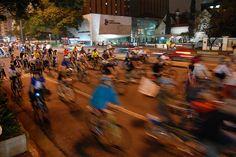 Neste dia 30 de maio, ciclistas realizarão uma bicicletada na estrada de M'boi Mirim, localizada na região sul da cidade de São Paulo. A manifestação pede a inclusão de uma ciclovia no projeto de reforma já existente para a região. A concentração da manifestação será às 8h próximo ao número 10.020.