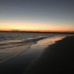 Hilton Head Island Sea Pines beach sunset
