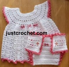 JC158B Angel top + Baby Crochet Pattern - via @Craftsy. $3.90