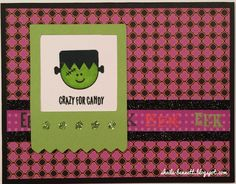 Scaredy Cat ~ Stampers With An Attitude (Blog Hop)
