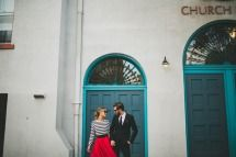 Modern San Diego Engagement + WIUP | Photos