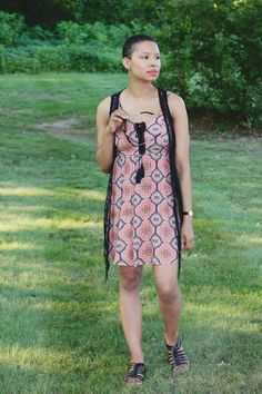 Saying Yes To This Boho Summer Dress