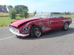 Joern's 1964 MG MGB - AutoShrine Registry