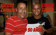 ENSAYO Dirigido por Carlos Garcia, @Angela Cason, 30 años de Luisito Carrión, ...