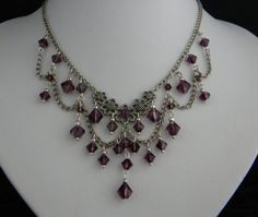Vintage Necklace look