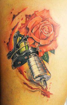 Tattoo by Semyon Seredin | Tattoo No. 6493