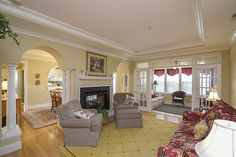 real estate photography- good photos show context and the entire room is on display