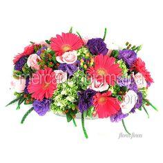 Arreglo Floral Fortuna con Lisianthus !| Envia Flores